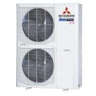 MITSUBISHI Hyper inverter FDC100VSX kit