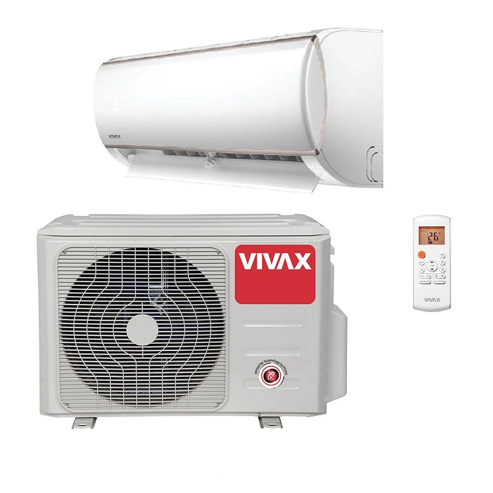 Vivax inverter 12000 btu acp-12ch35aEXI