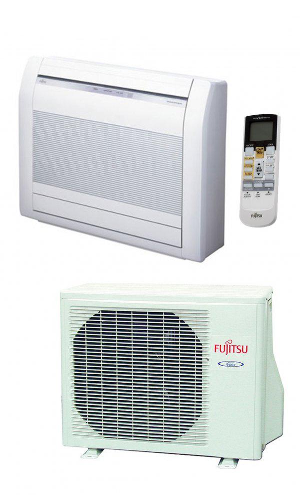 klima uređaj fujitsu parapetna inverter