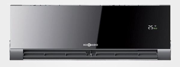 hokkaido multi zidna unutrasnja v design crna ogledalo