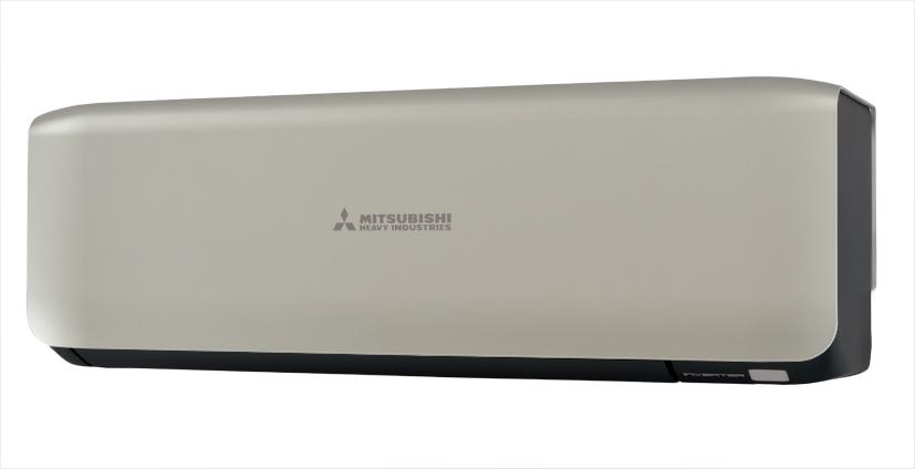 mitsubishi siva titanium unutrasnja zidna jedinica klima uredjaja multisplit