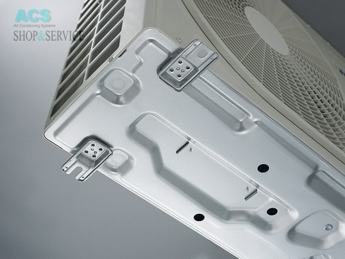 pocinkovan klima uređaj Mitsubishi