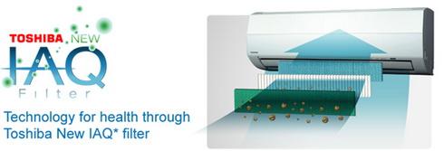 Toshiba  filter za klima uredjaj
